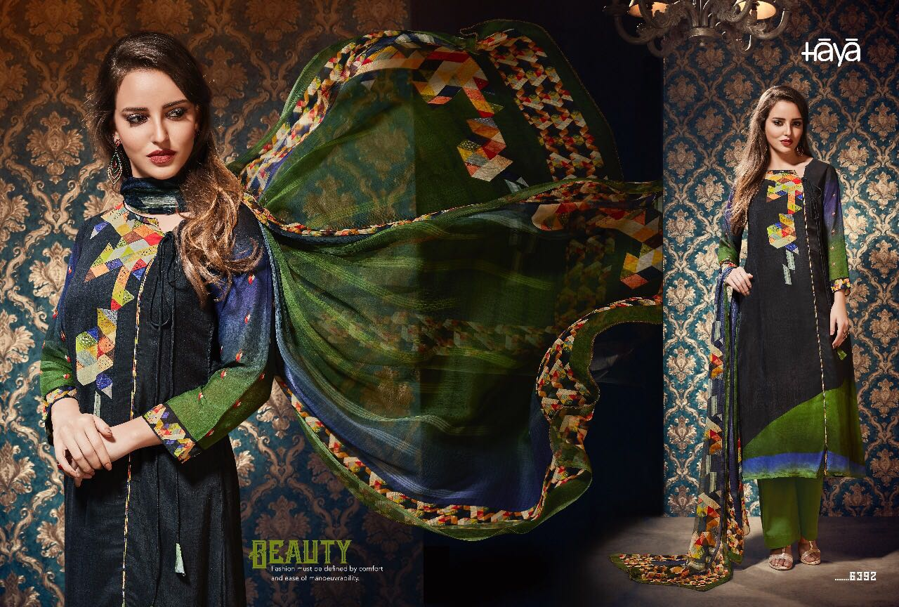 ROYAL TOUCH BY HAYA 6391 TO 6399 SERIES BEAUTIFUL PAKISTANI SUITS