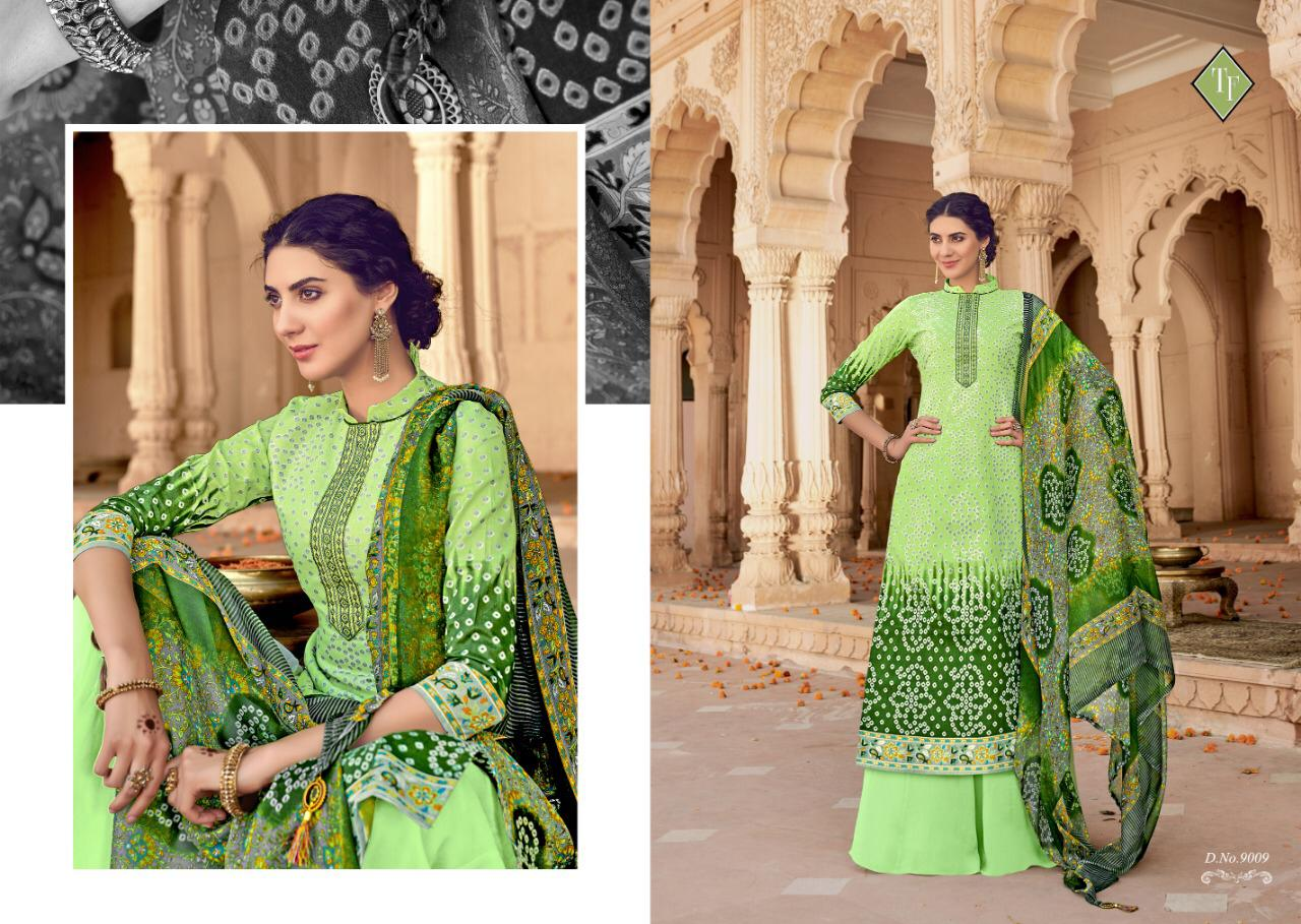 SATRANG BY TANISHK FASHION 9001 TO 9010 SERIES BEAUTIFUL SUITS COLORFUL STYLISH FANCY COLORFUL CASUAL WEAR & ETHNIC WEAR PURE CAMBRIC LAWN PRINTED DRESSES AT WHOLESALE PRICE