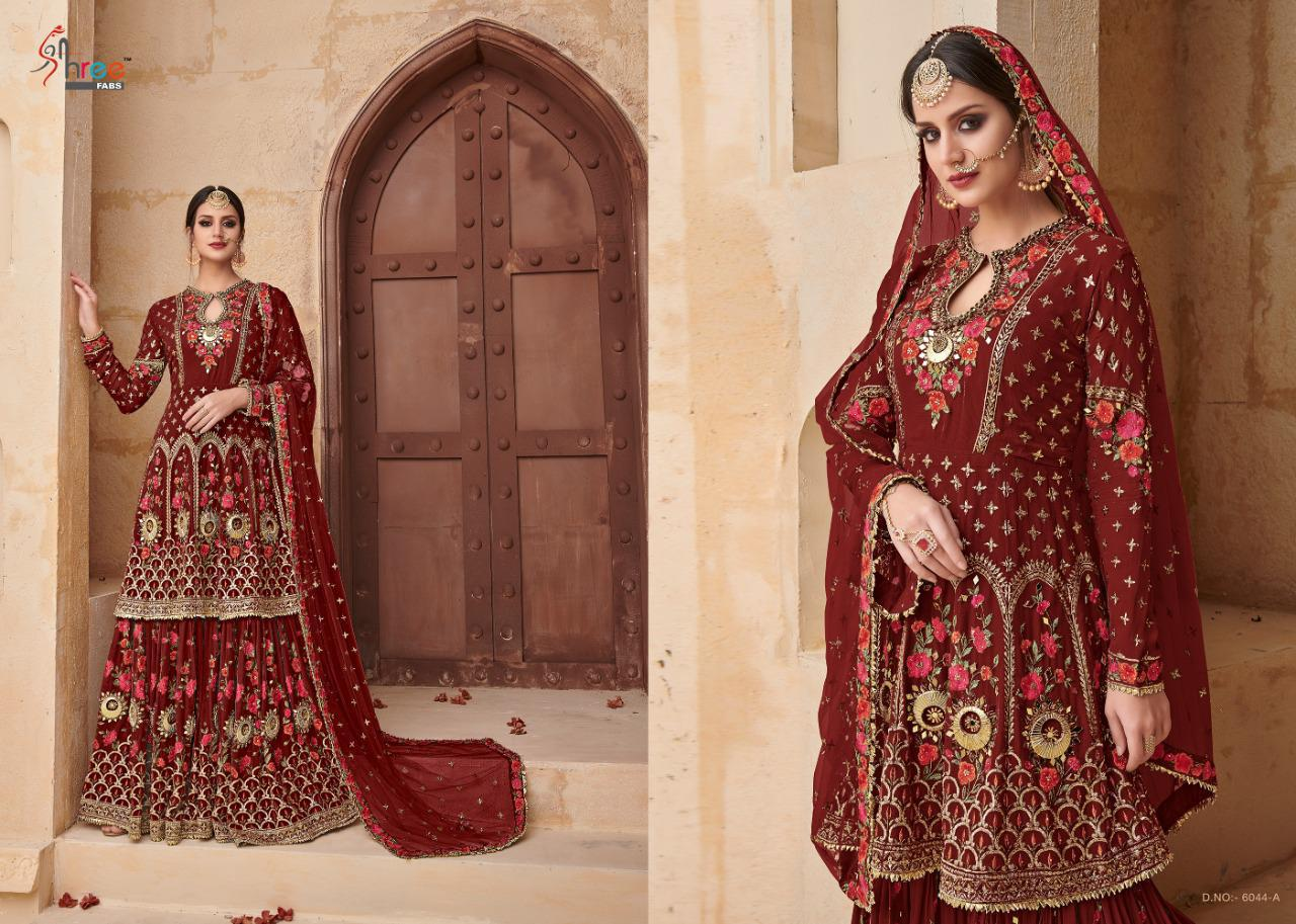 398629176d Red And Gold Pakistani Bridal Dresses | Huston Fislar Photography