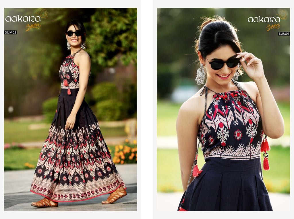 14ec4fe4a5 SUMMER BY AAKARA 01 TO 04 SERIES DESIGNER COLORFUL FANCY BEAUTIFUL ...